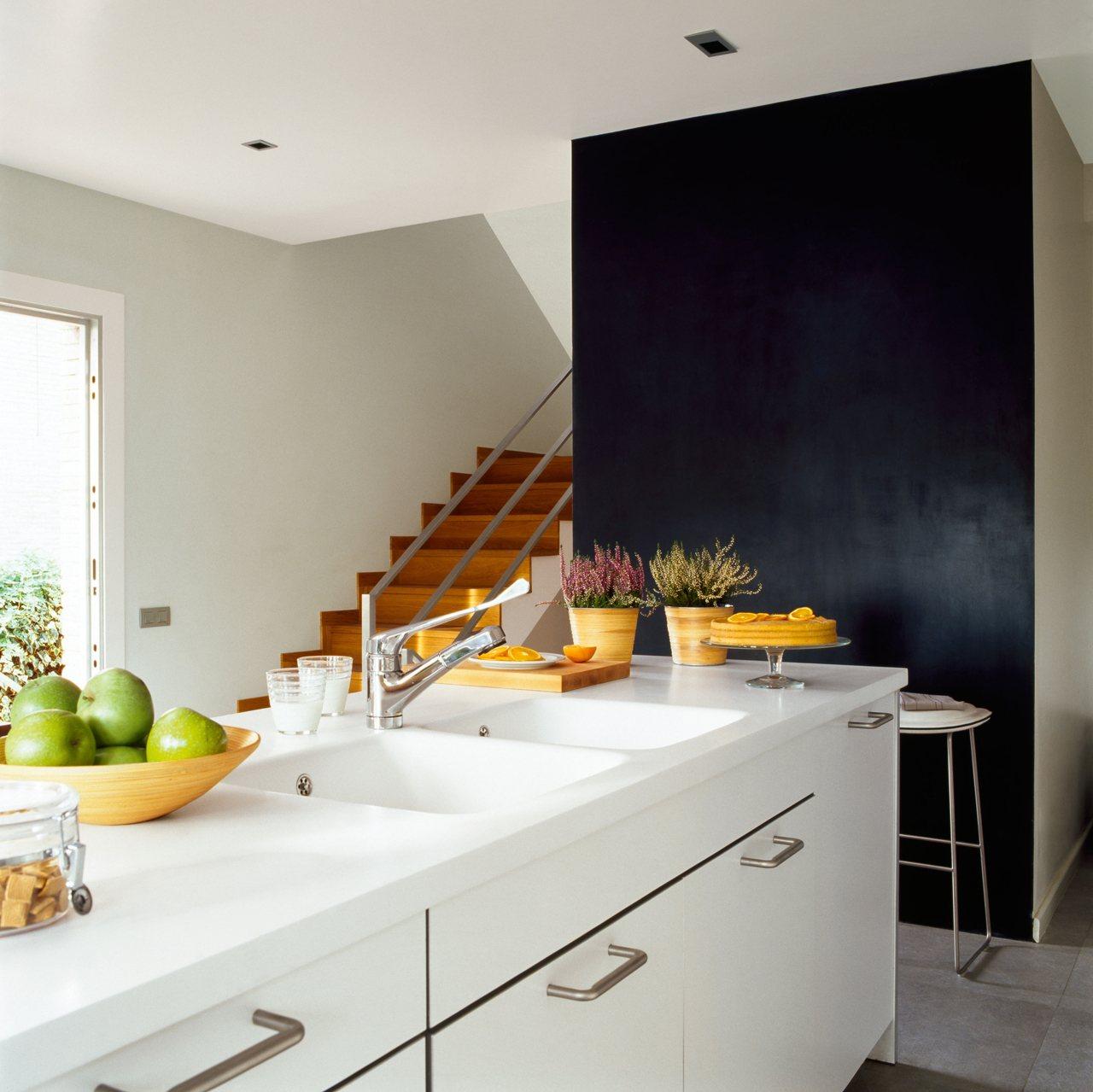 Buenas ideas para cocinas peque as for Cocinas pequenas y comodas