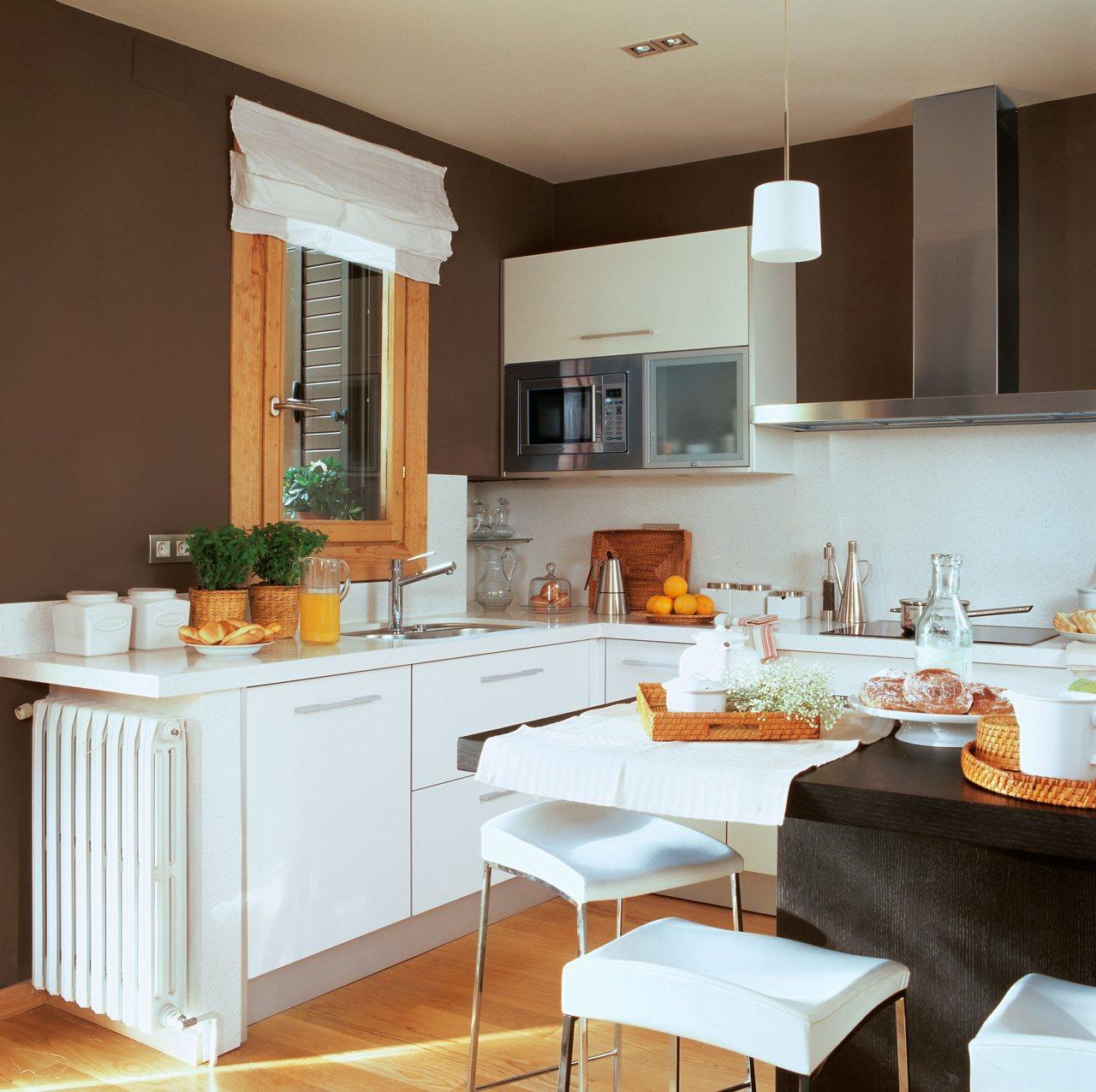 Buenas ideas para cocinas peque as - Ideas para cocina ...