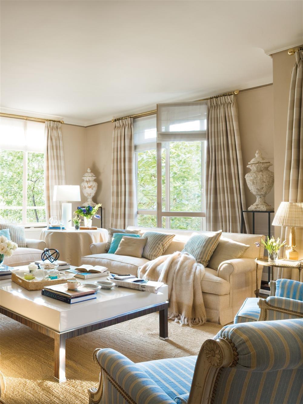 Un piso de ciudad para vivir en armon a for Vivir en un piso interior