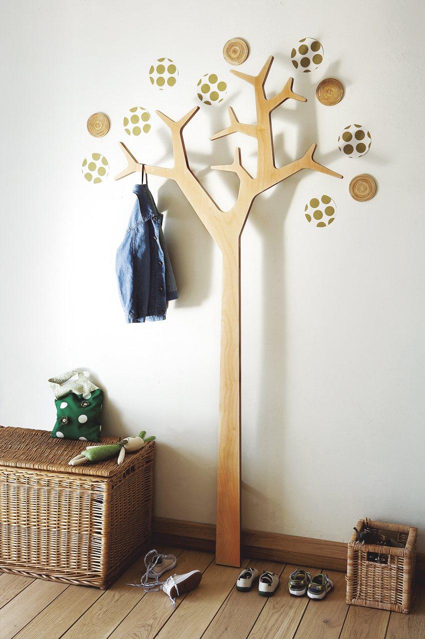 Ideas creativas para decorar un cuarto infantil - Habitacion de madera ...