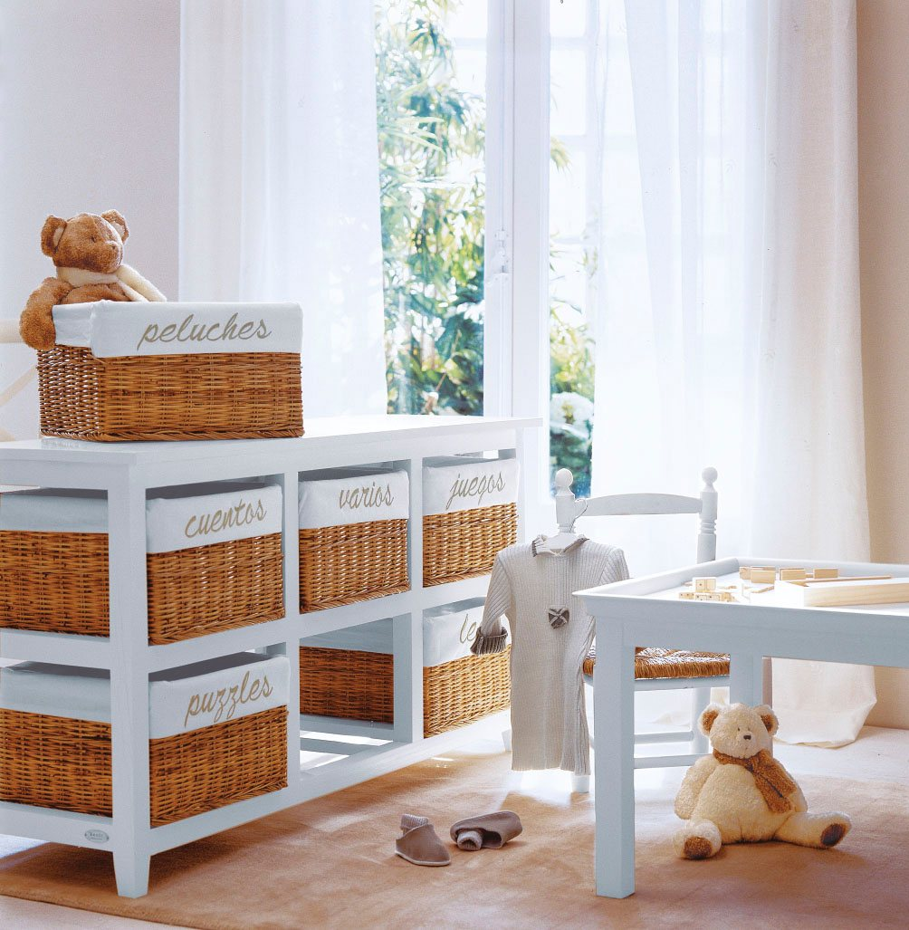 Ideas creativas para decorar un cuarto infantil - Muebles de ninos baratos ...