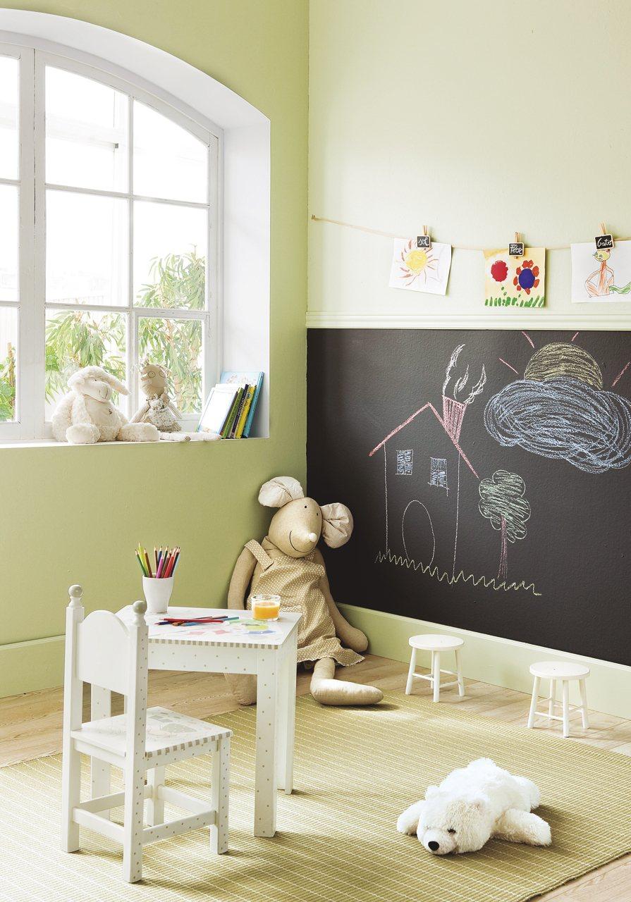 Ideas creativas para decorar un cuarto infantil - Vinilos para habitaciones de bebes ...
