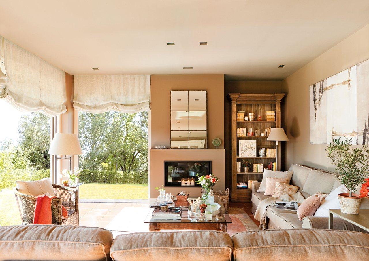 Una casa donde triunfa la comodidad - El mueble decoracion ...