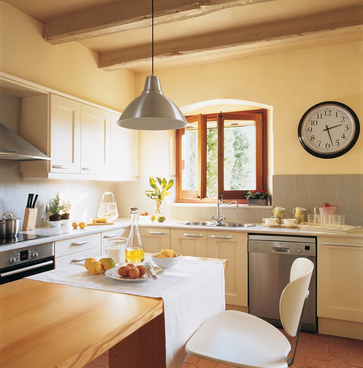 Cocina y baño como nuevos con un gasto mínimo