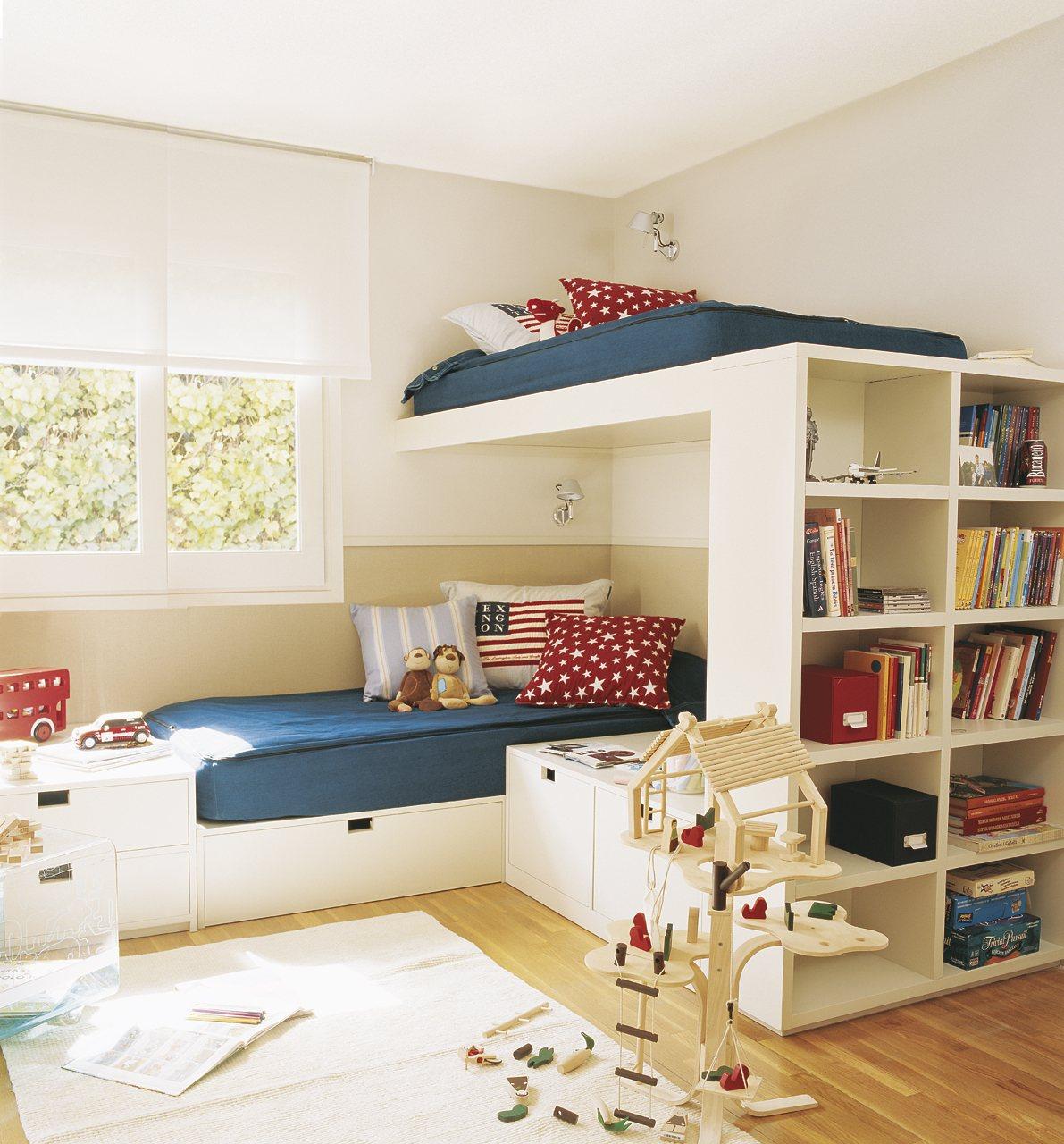 Ikea camas nido ninos