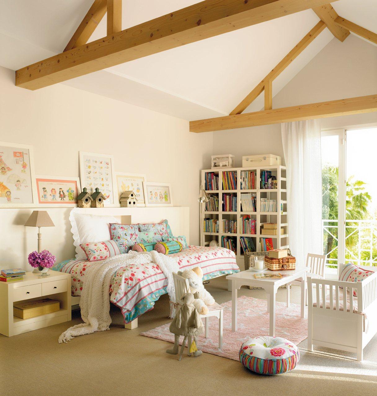 Soluciones de almacenaje en la habitaci n de los ni os - Dormitorios juveniles con encanto ...