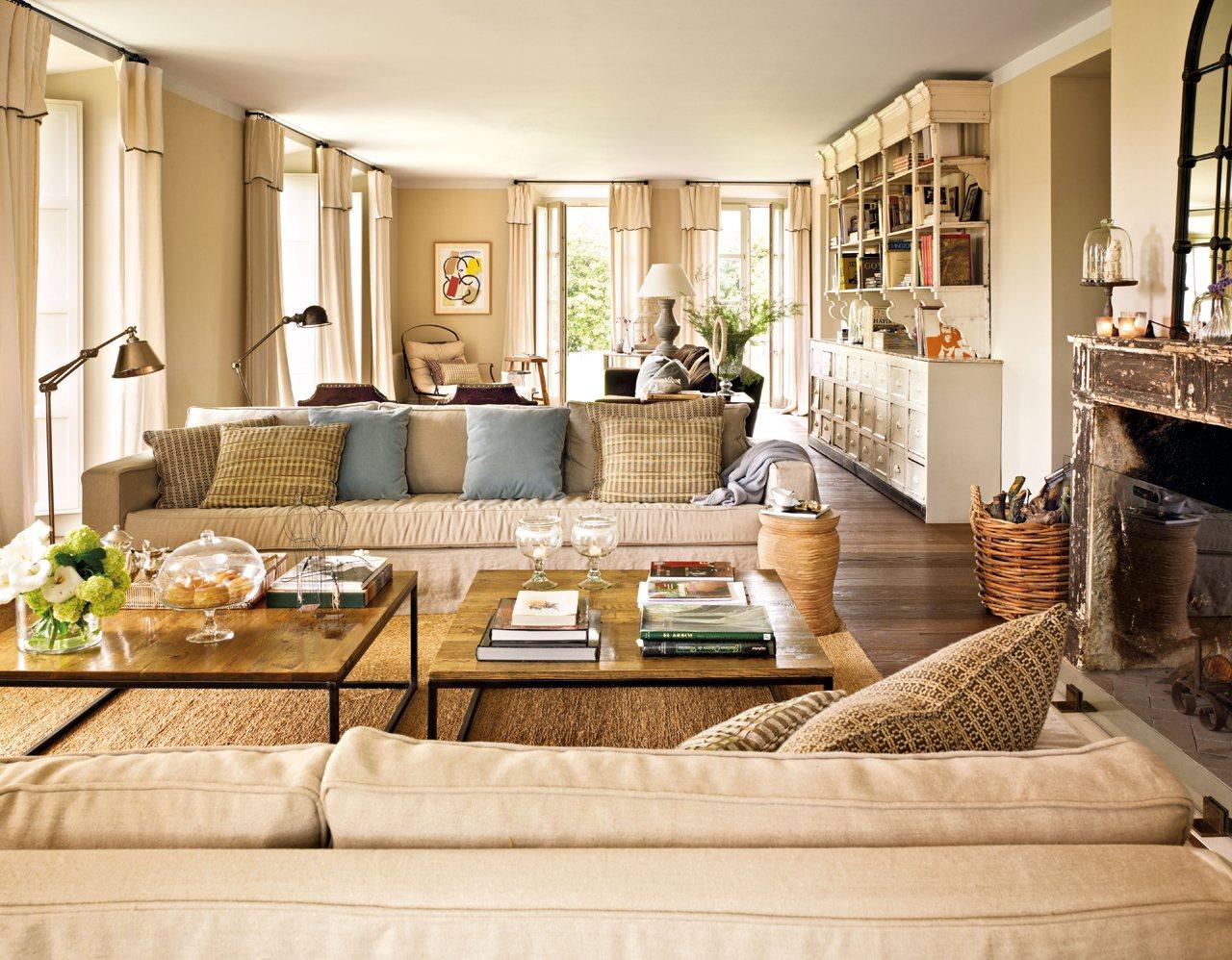 Rehabilitaci n de una casa indiana - El mueble chimeneas ...