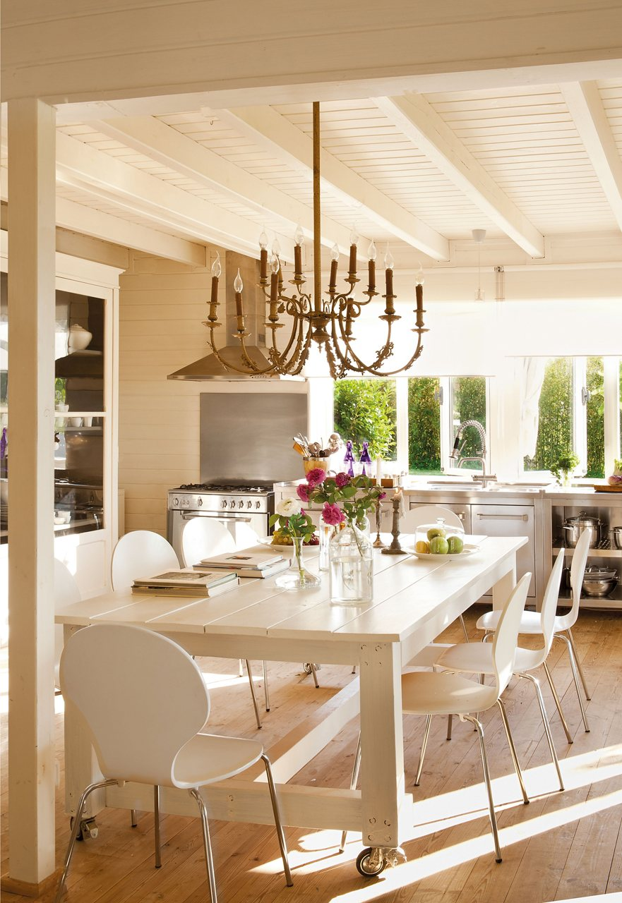 50 consejos para ahorrar en casa - Fotos de salones pintados ...