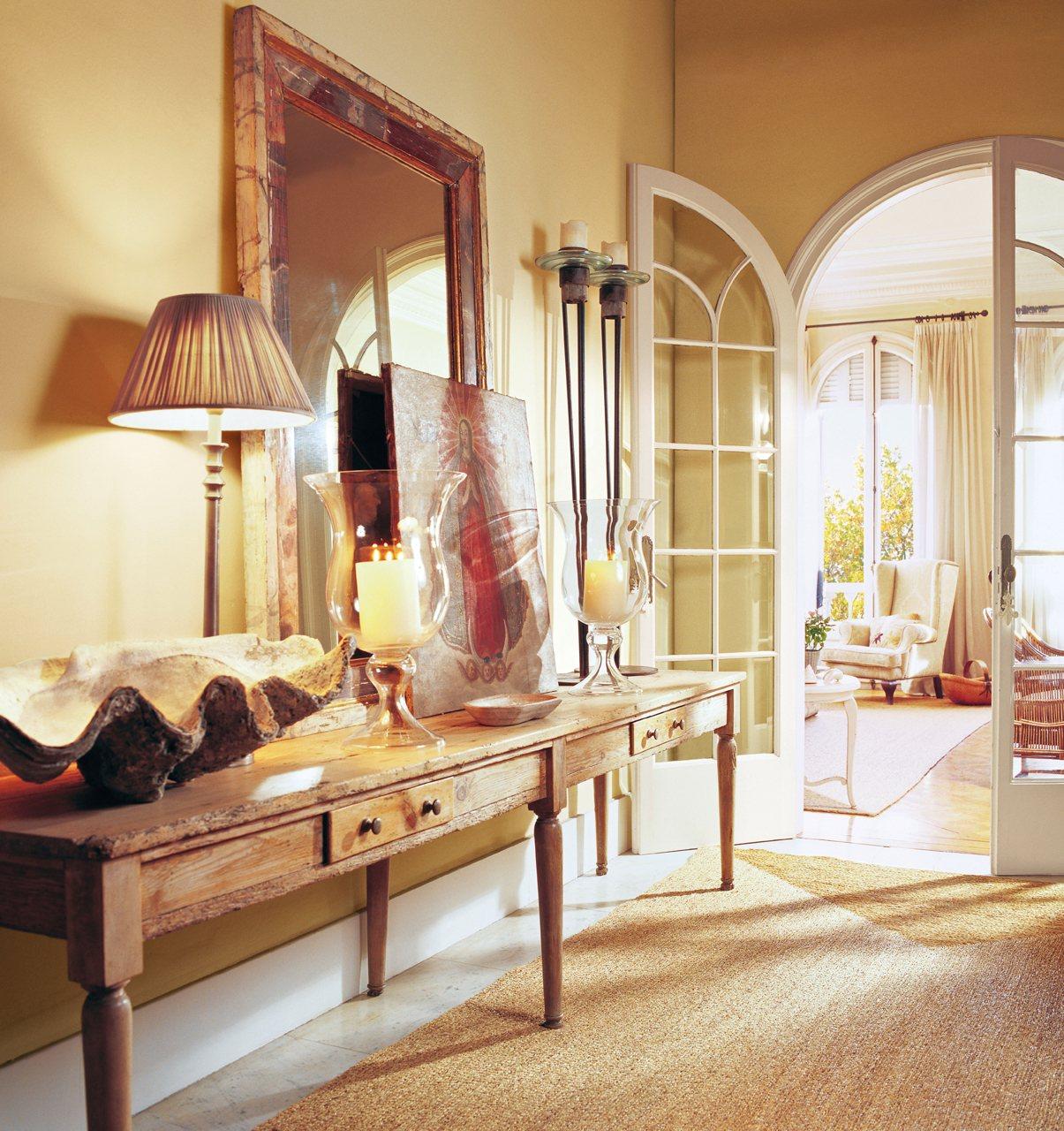 Decora tu casa con espejos: son pura magia