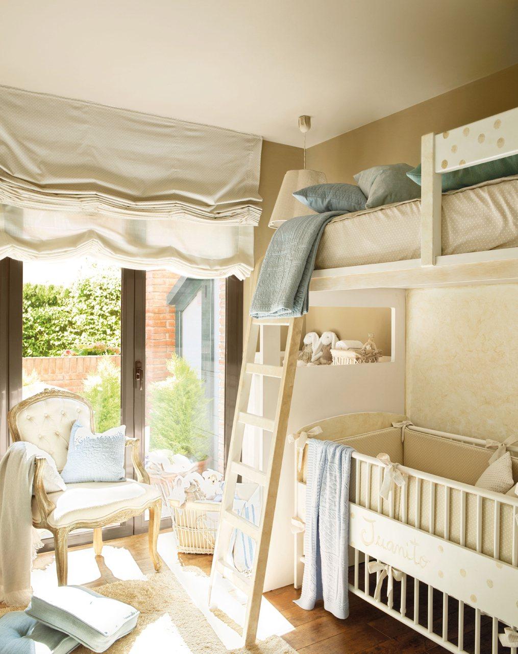 Ideas para mini habitaciones de ni os for El mueble habitaciones infantiles