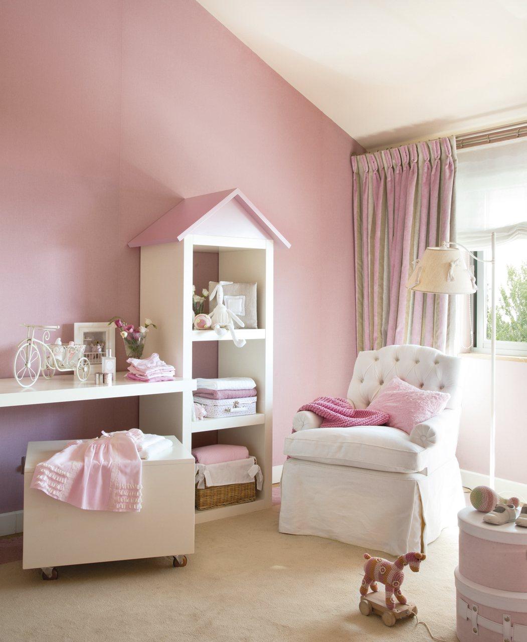 Ideas para mini habitaciones de ni os for Recamaras pequenas para ninos
