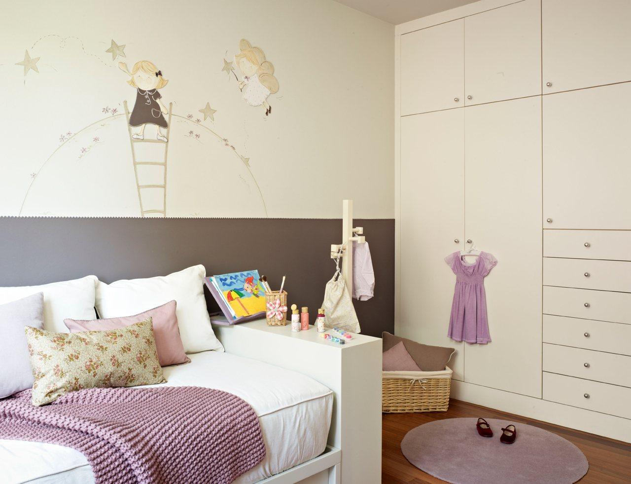 Ideas para mini habitaciones de ni os - Armarios para habitacion nina ...