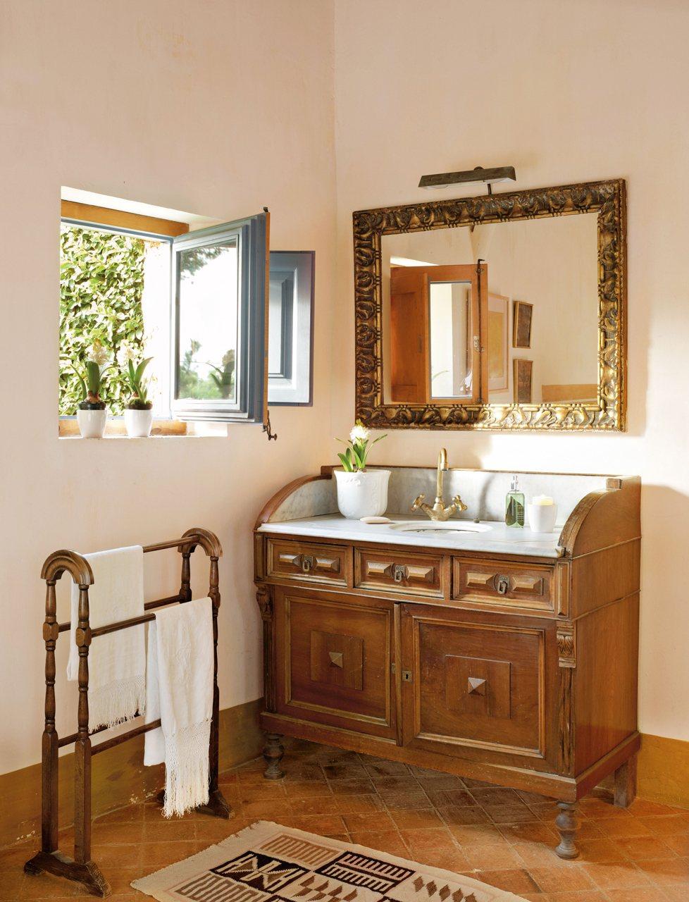 Como restaurar un mueble de bao lo que han hecho para - Restaurar muebles ...