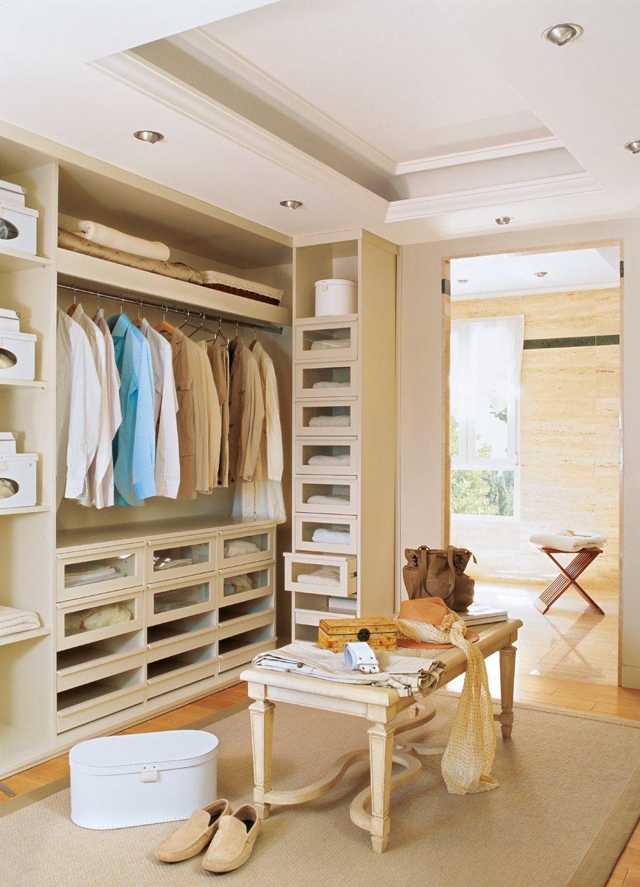 El vestidor perfecto con el m nimo gasto for Dormitorio 2x3