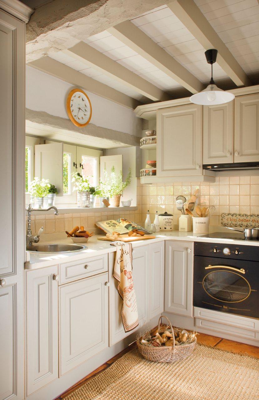 Ideas para espacios peque os for Cocinas de 2 metros