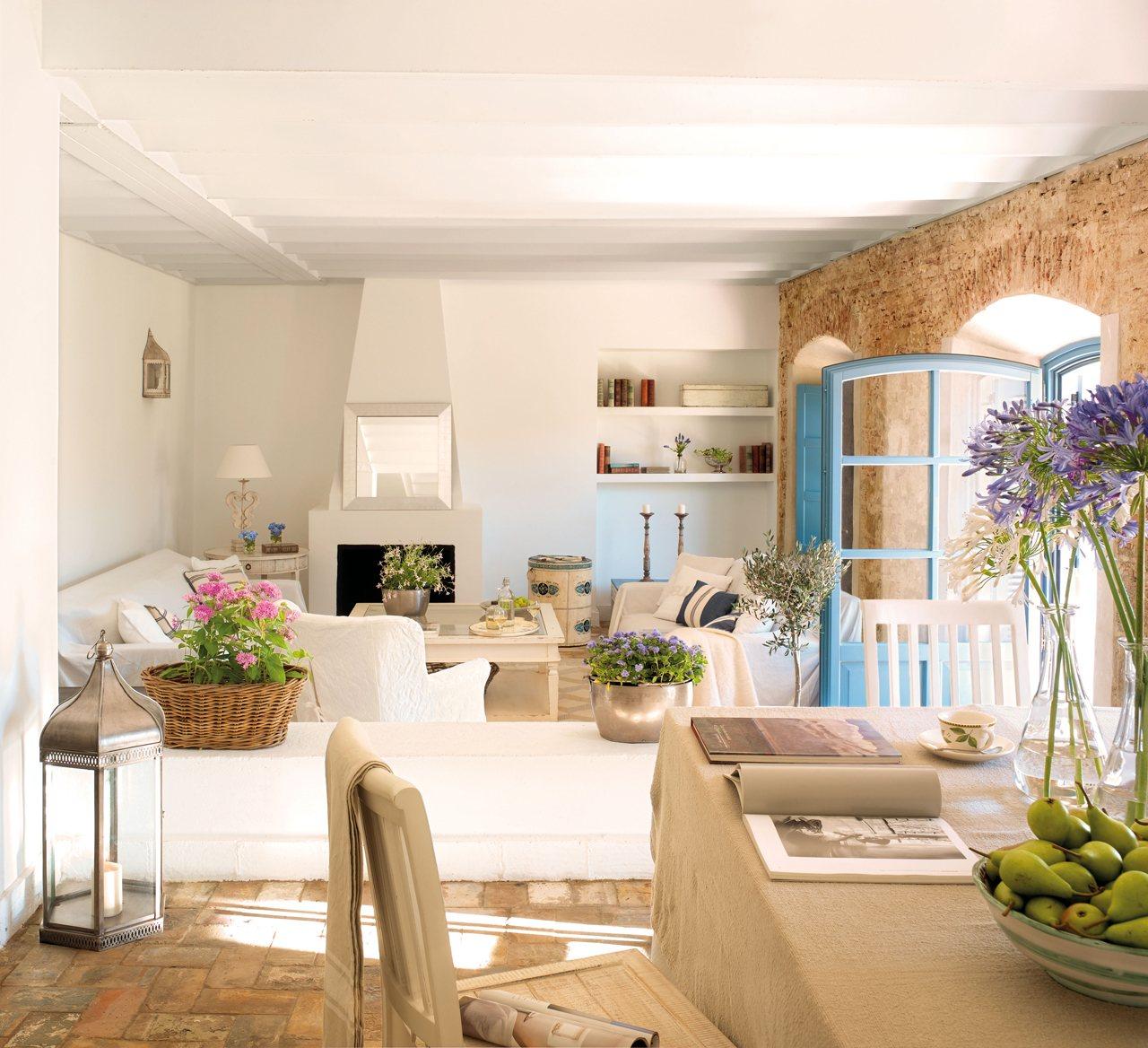 Ideas para decorar espacios peque os y ganar espacio for Grado medio decoracion de interiores