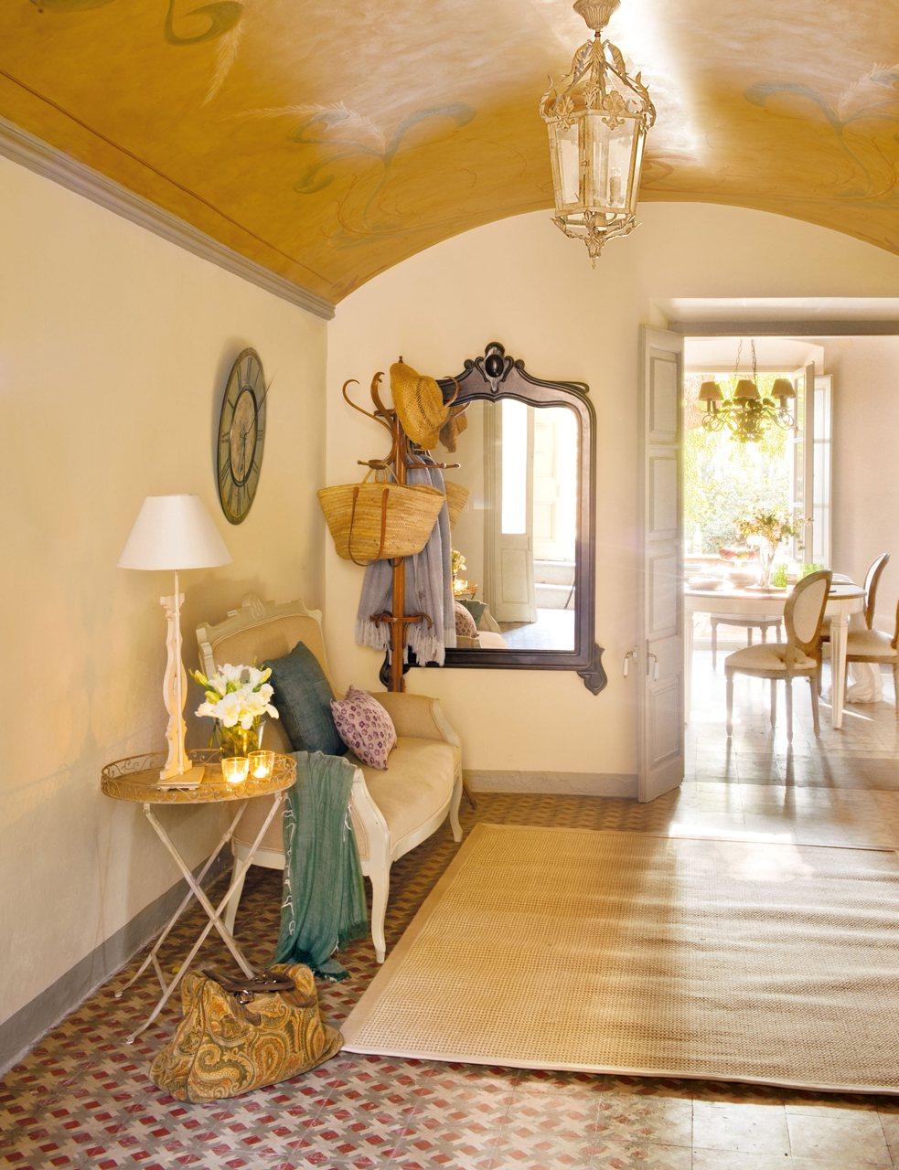 C mo decorar el recibidor Decorar el recibidor de un piso