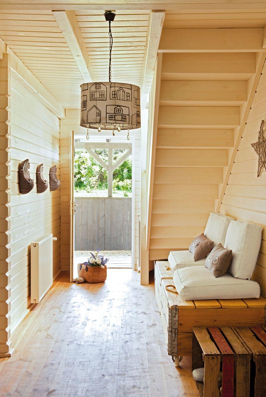 C mo decorar el recibidor - Recibidor nordico ...