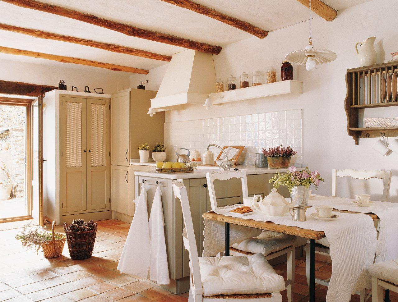El poder de los peque os detalles - Campanas de cocina rusticas ...