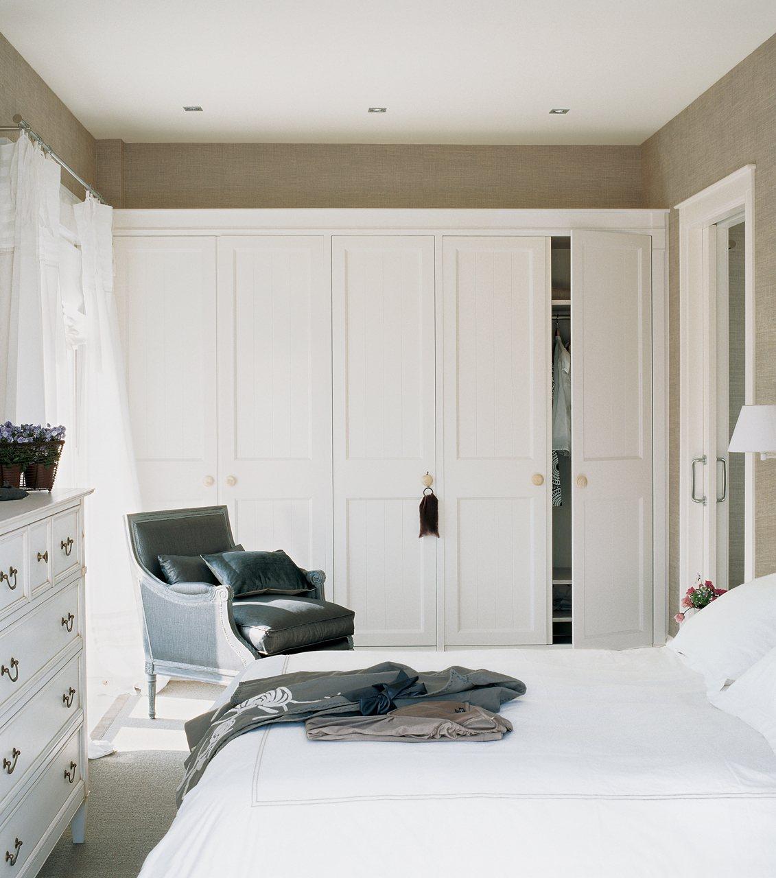 Dormitorios peque os con ideas - Sillones pequenos para dormitorios ...