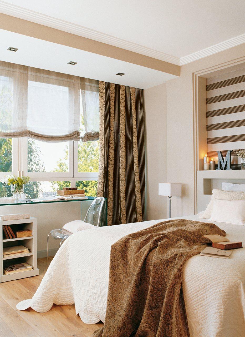 Dormitorios peque os con ideas - Ideas dormitorios pequenos ...