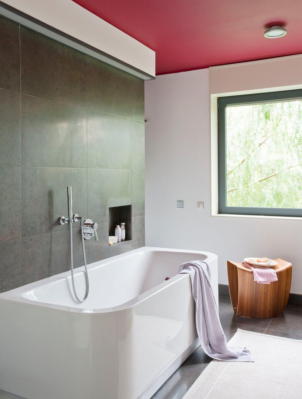 Ba o actual zalo sin gastar mucho - Se puede cambiar el bano de sitio en un piso ...