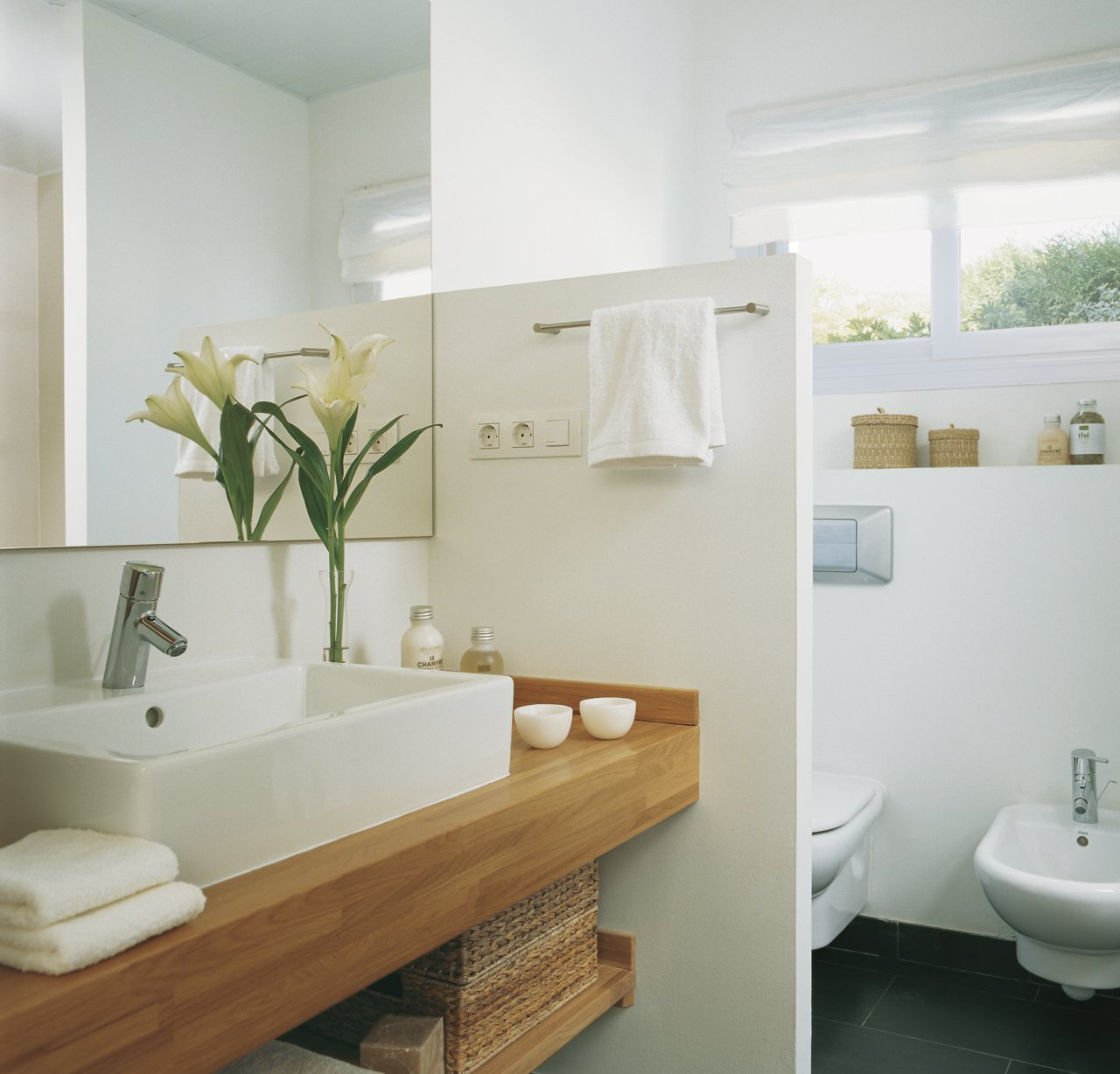 Image of mueble bajo lavabo con pie leroy merlin mueble de lavabo acacia ref 14989282 leroy - Lavabos suspendidos leroy merlin ...