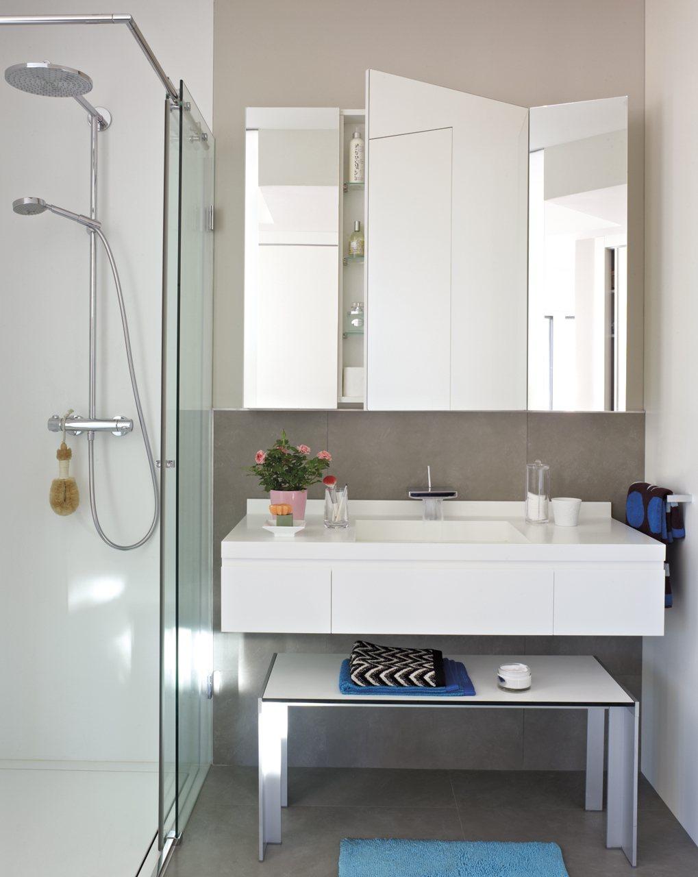 Mobili da italia qualit duchas de bano leroy merlin - Espejo para bano ...
