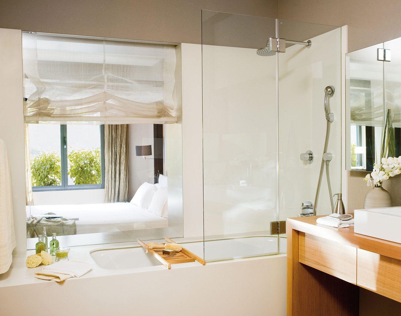 Renovar Baño Con Microcemento:Baño: actualízalo sin gastar mucho