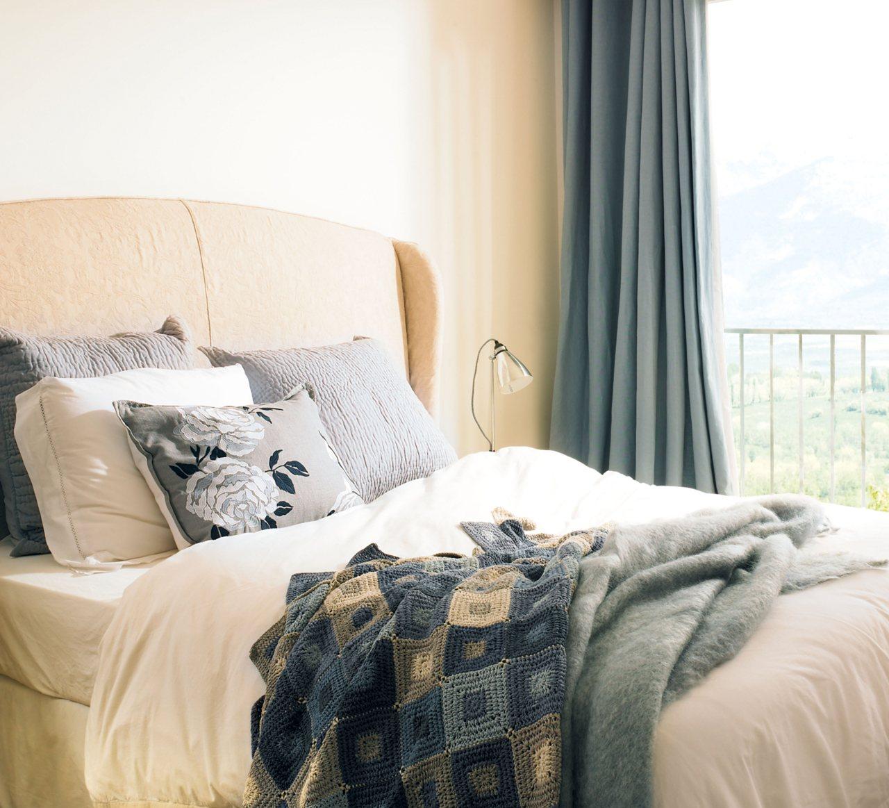 Renueva tu casa con poca inversi n - Dormitorio beige ...