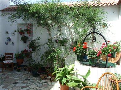 El encanto del patio andaluz ruta de los patios m s - Un patio andaluz ...