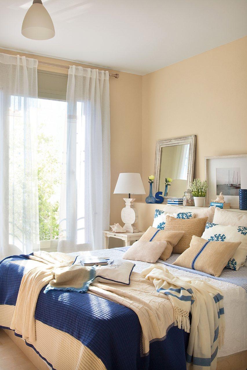 Tres paisajes tres dormitorios - Color paredes habitacion ...
