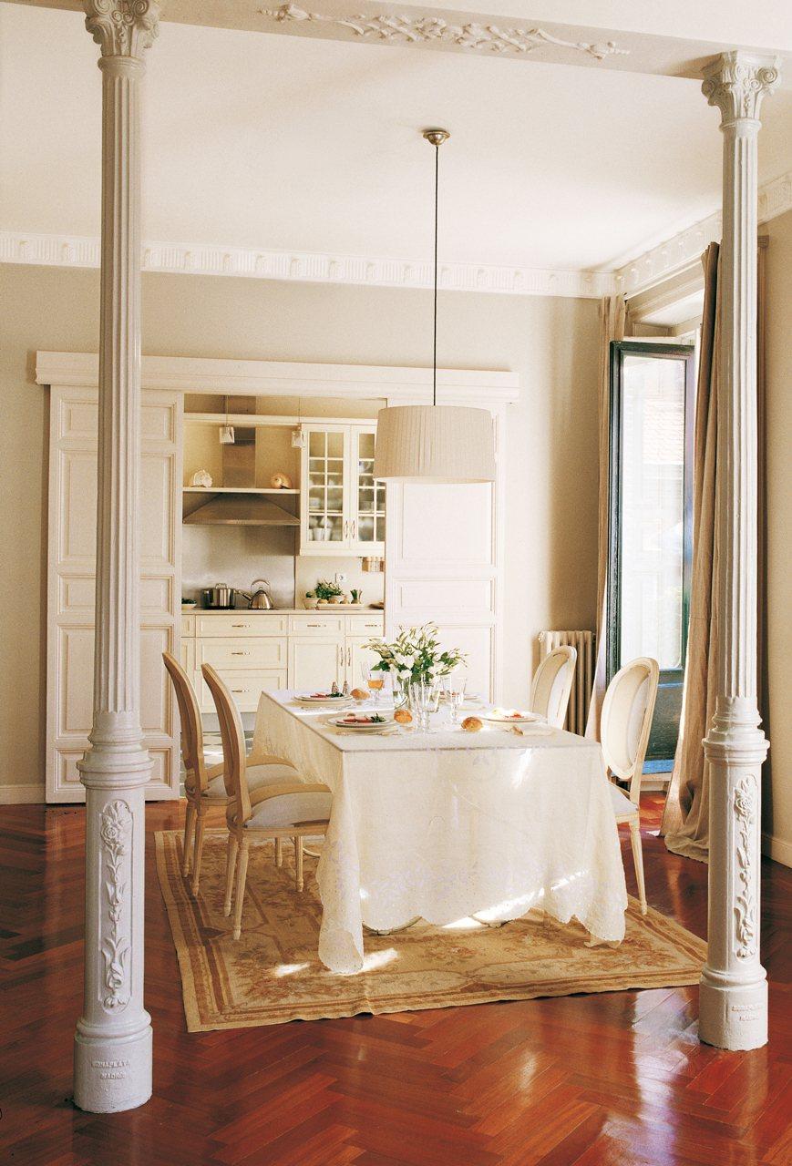 10 ideas para pisos peque os for Cocinas para pisos pequenos
