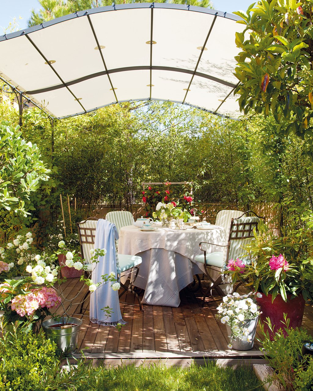 Pergola de jardin baratas - Pergolas para jardin baratas ...