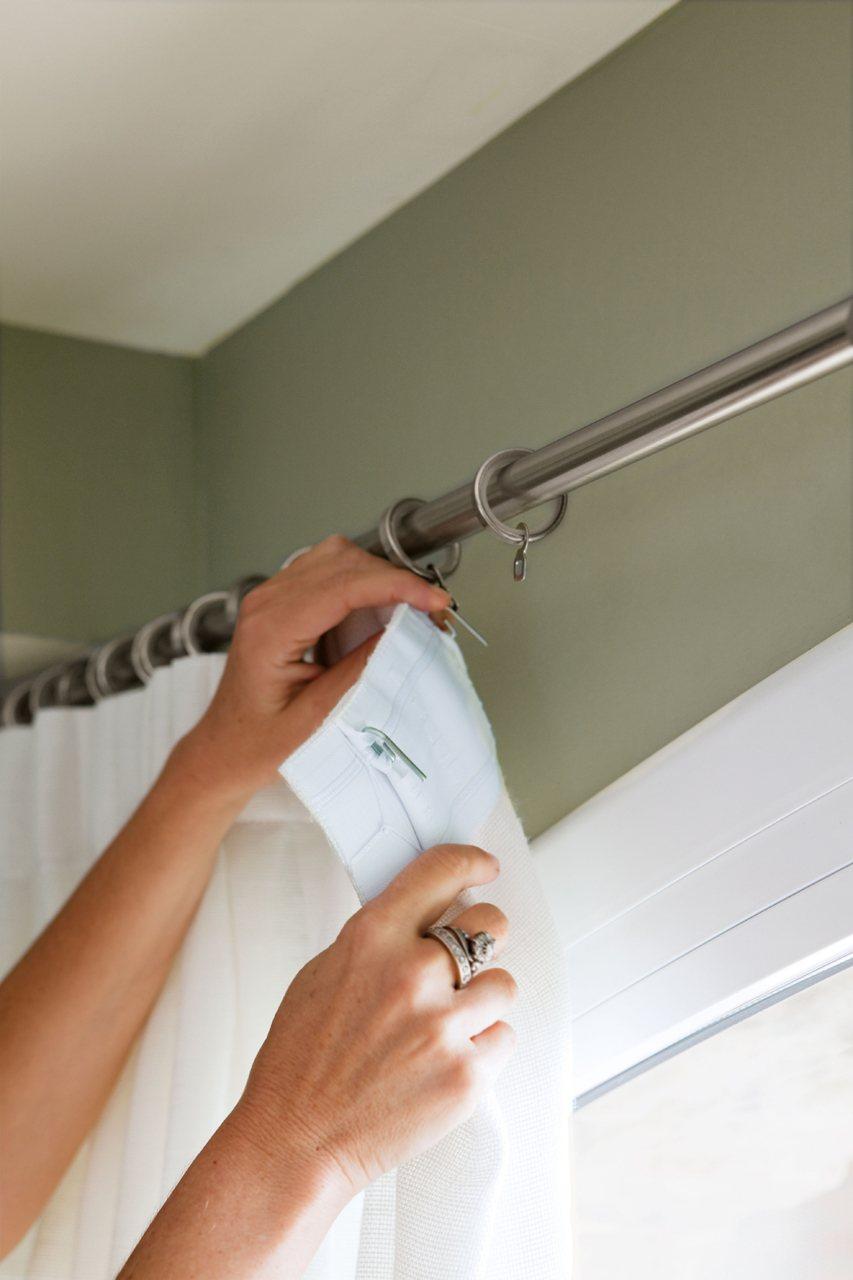 Renovar las cortinas c mo elegirlas para acertar - Como colgar unas cortinas ...
