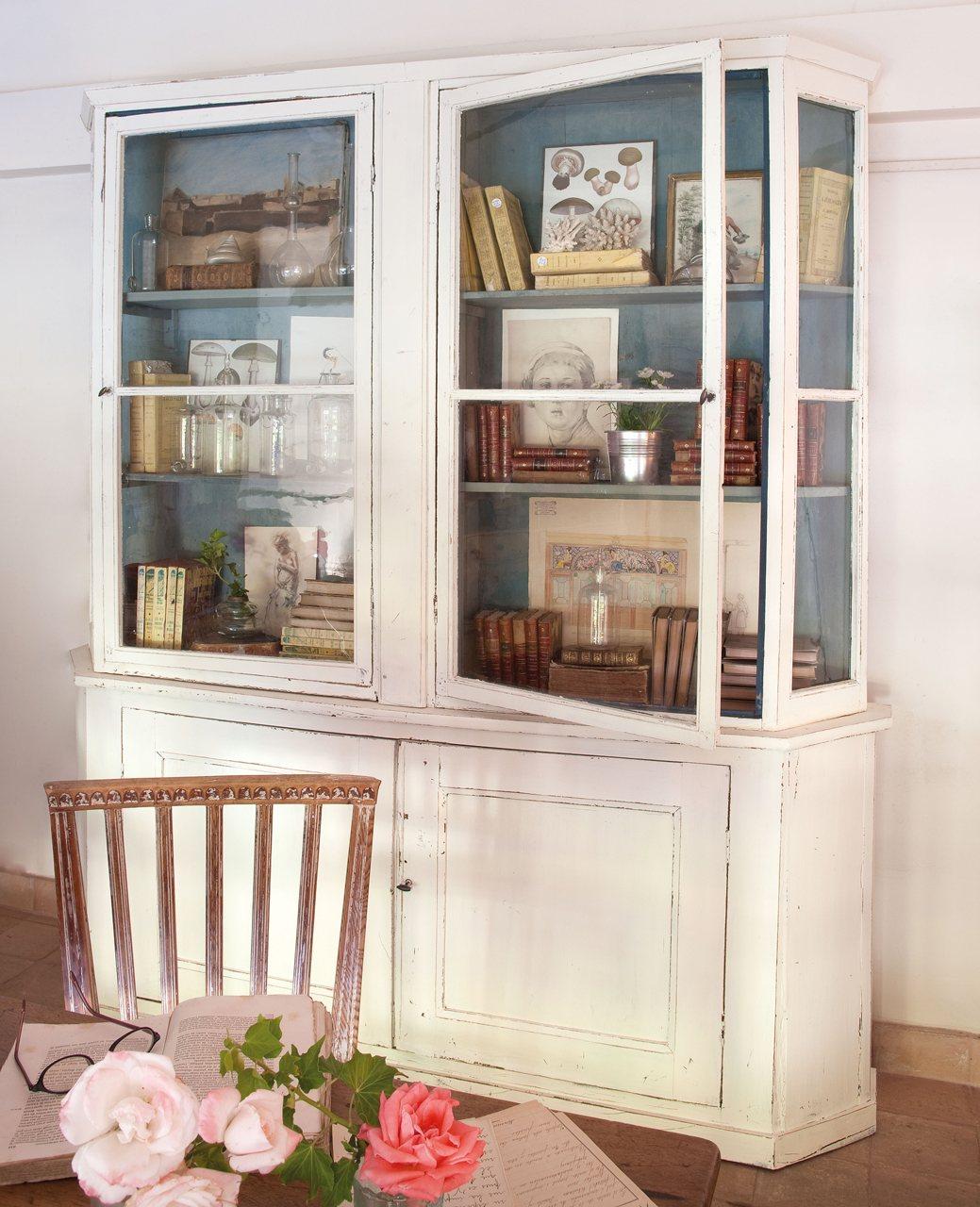 El arte de recuperar piezas antiguas - Recuperar muebles viejos ...
