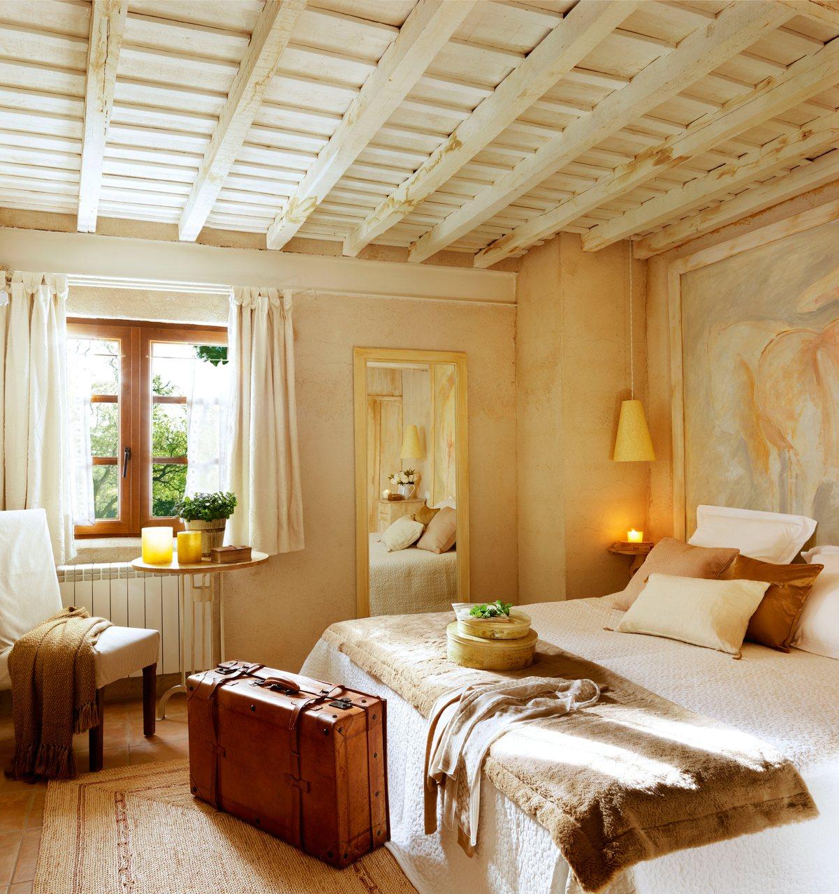 Hotel rural la casa de la sal - Dormitorios rusticos ...