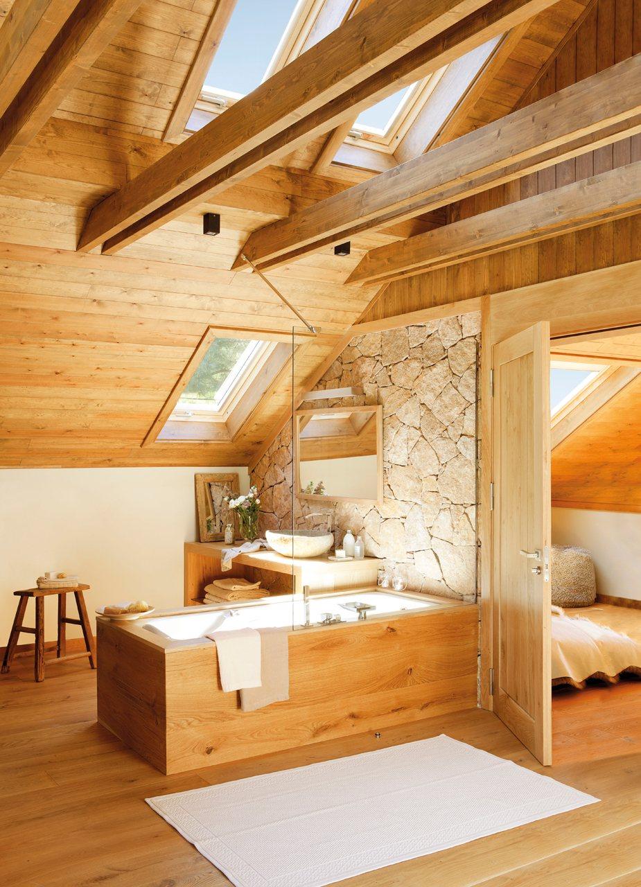 Lamparas Para Medio Baño:Especial baños: nuevos templos de relax