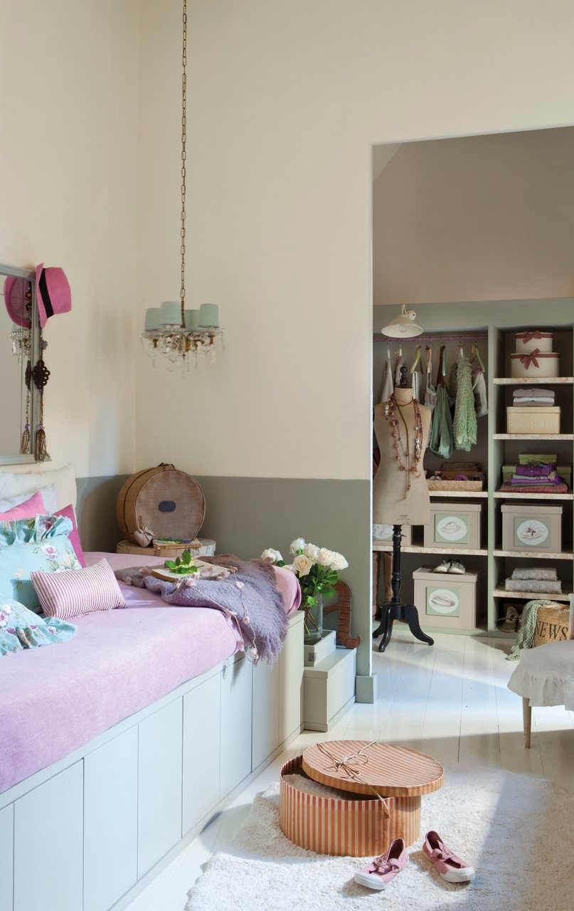Un dormitorio para un adolescente for Bona nit muebles