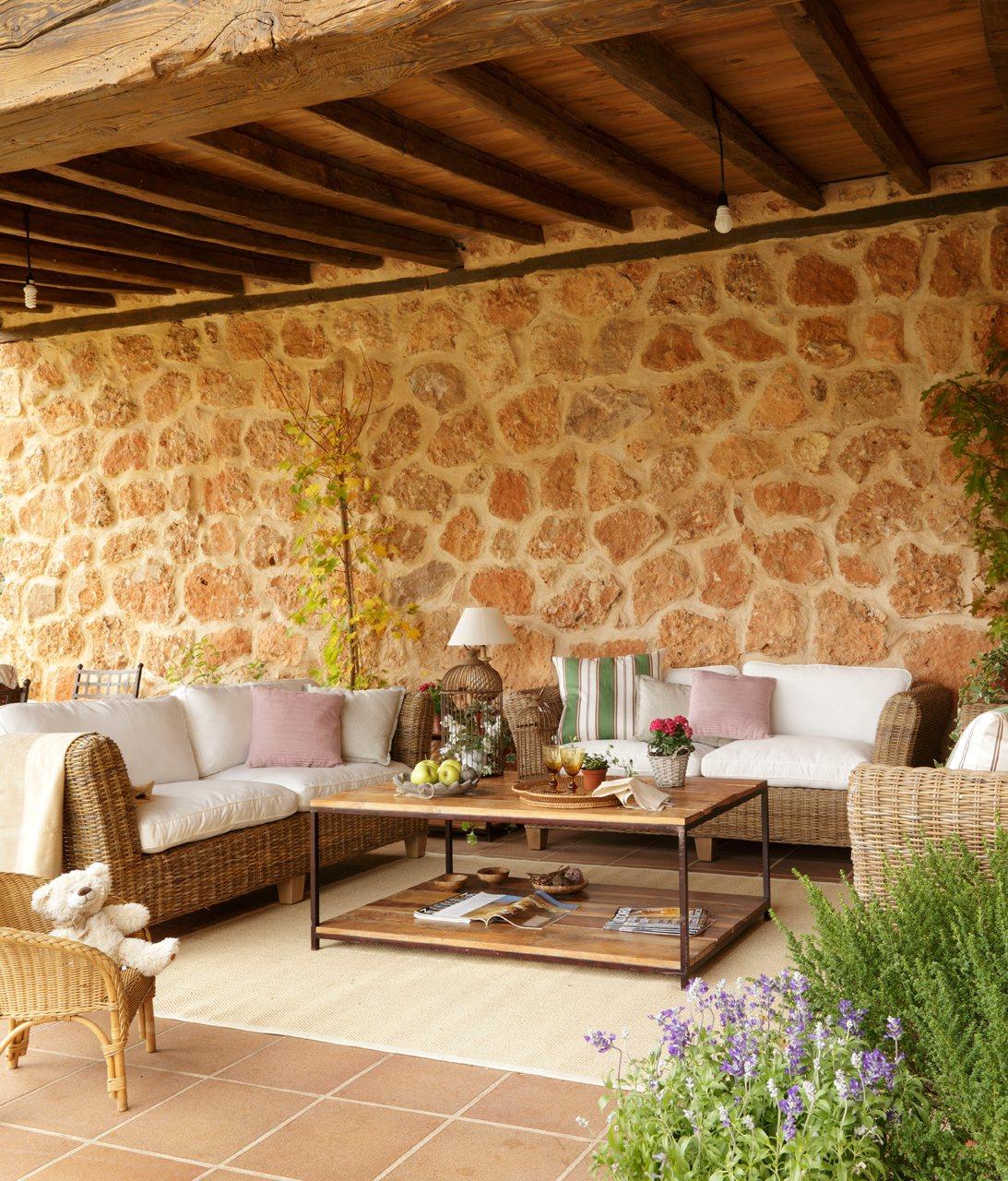 El decorador responde - Muebles para terrazas exteriores ...