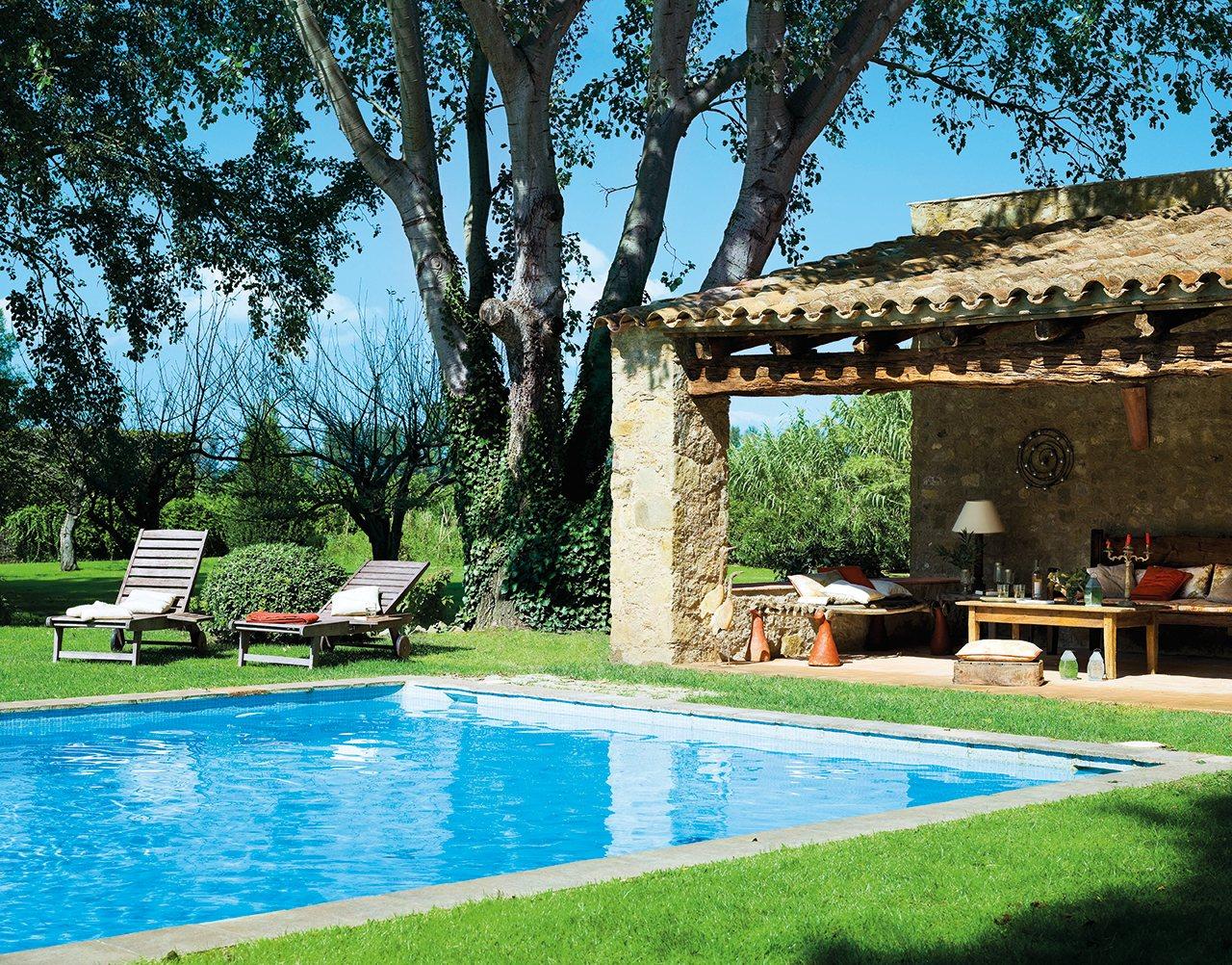 Piscina de arena compactada precio great piscina de obra - Precio piscinas de arena ...