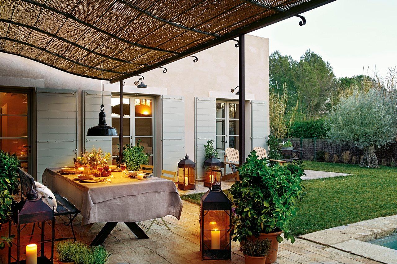 Y as fue como el provenzal se instal en el empord - Casetas para el jardin ...