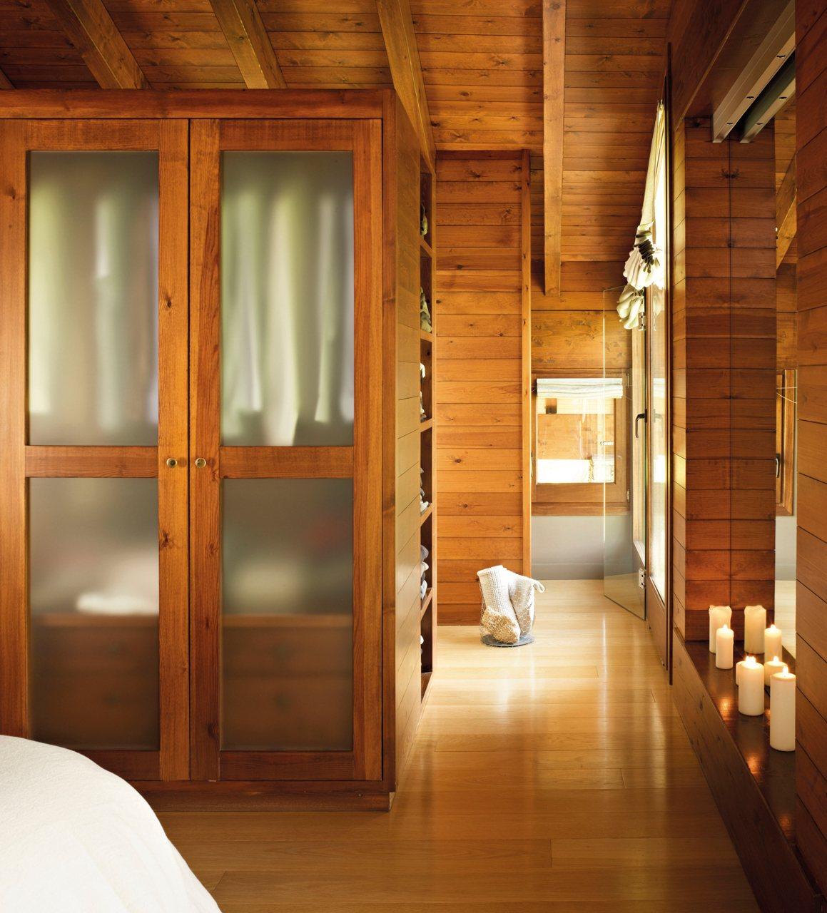 Descubre tu vestidor ideal - Dormitorio vestidor ...