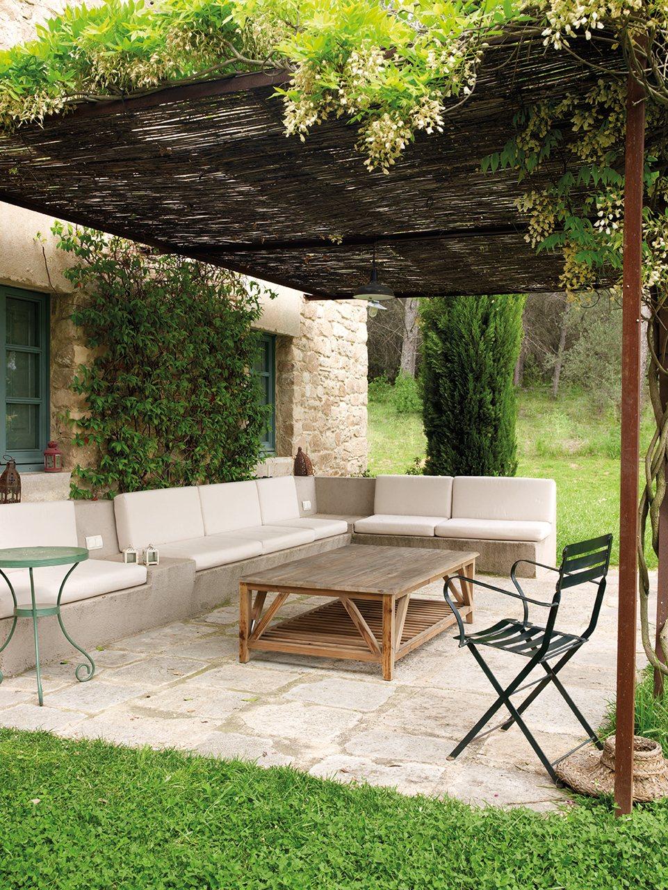 Un porche renovado - El porche de octaviano ...