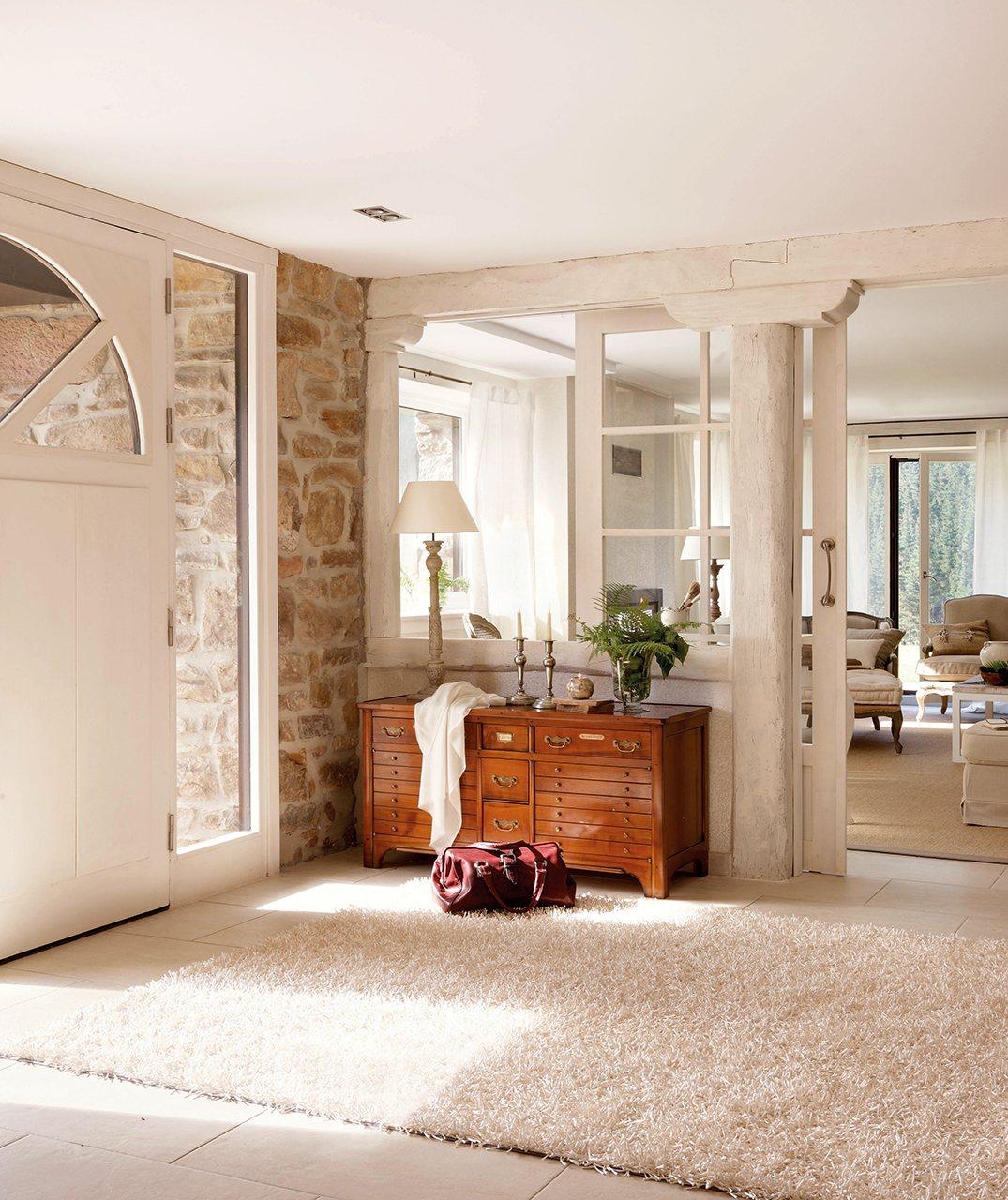 Muebles Decorativos Para La Entrada Del Recibidor