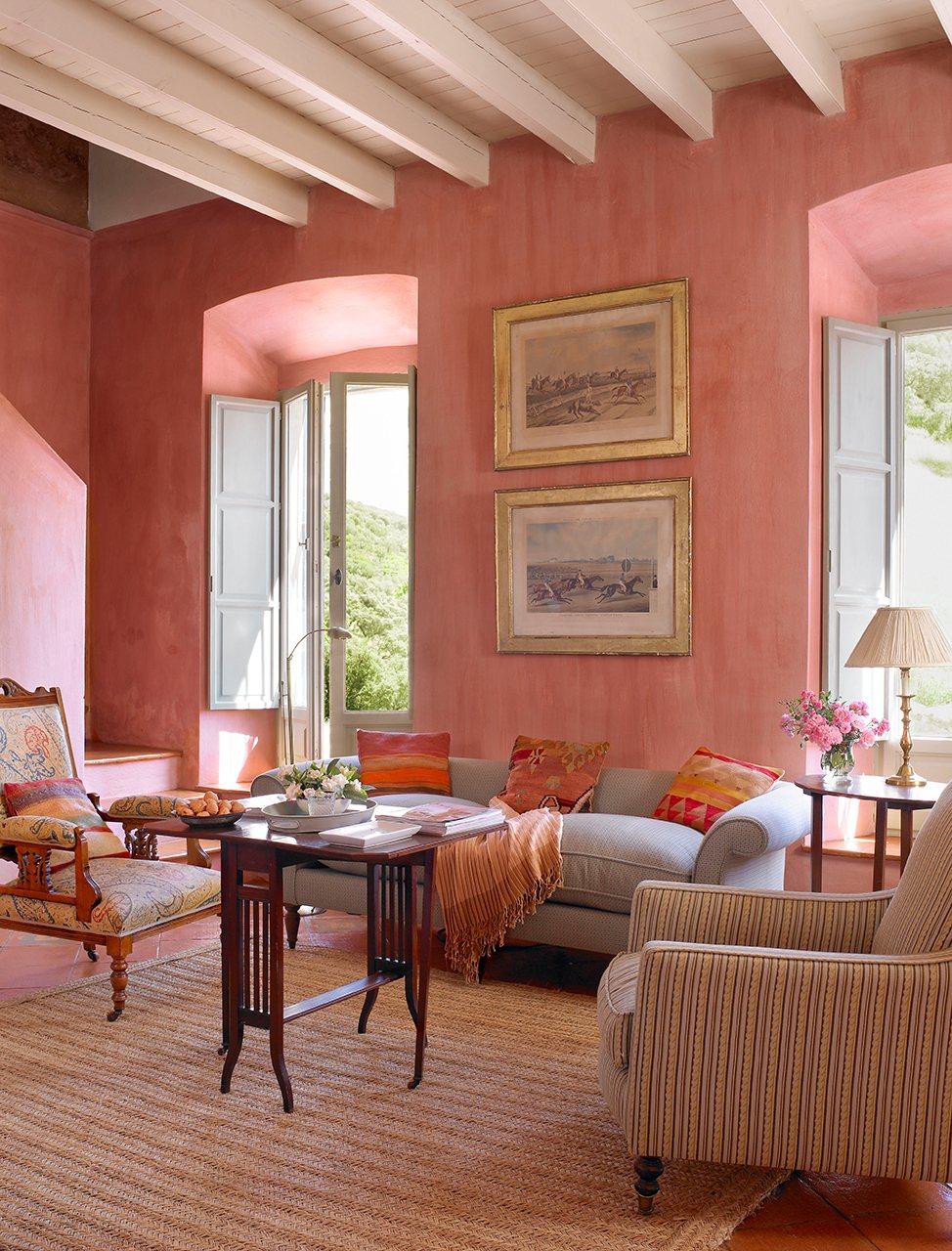 20 salones para inspirarte - Colores de salones ...