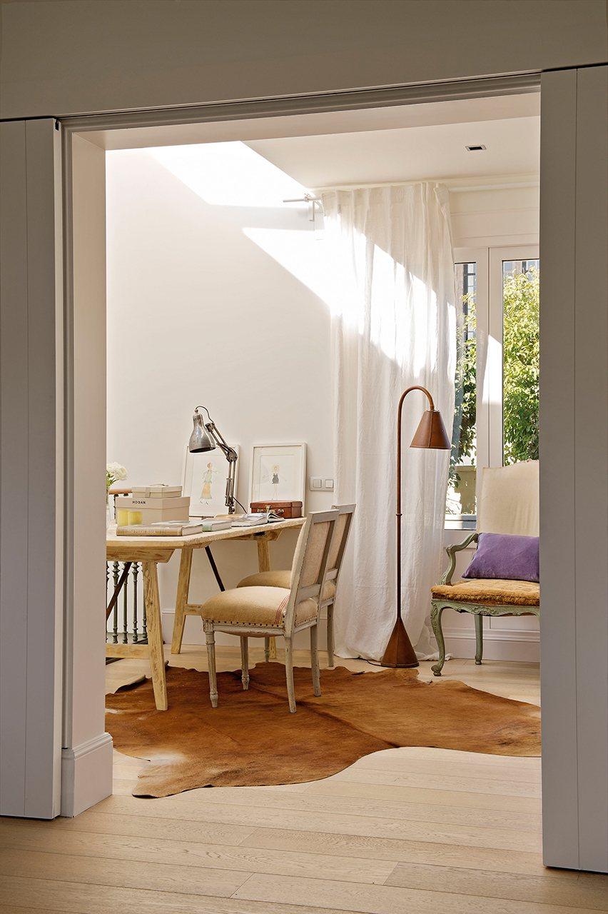 Reforma para ganar luz de estilo n rdico - Casas estilo nordico ...