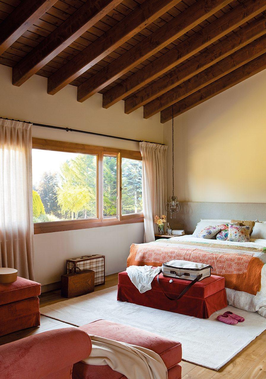 Techos para casas de campo amazing techos para casas de - Techo abuhardillado ...