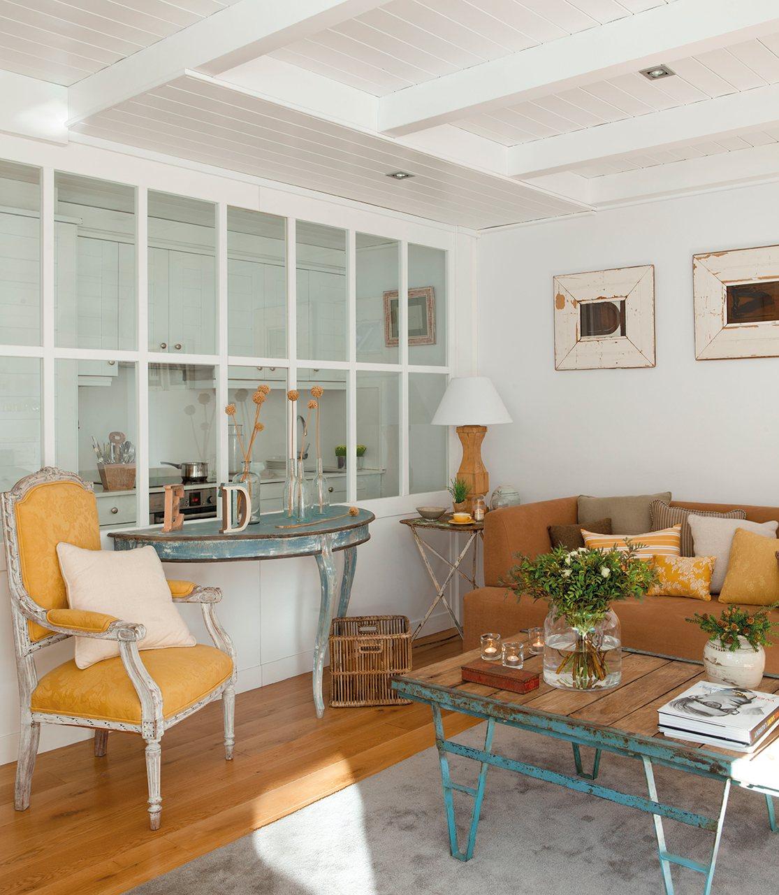 Una casa pensada al mil metro for Casas decorativas interiores