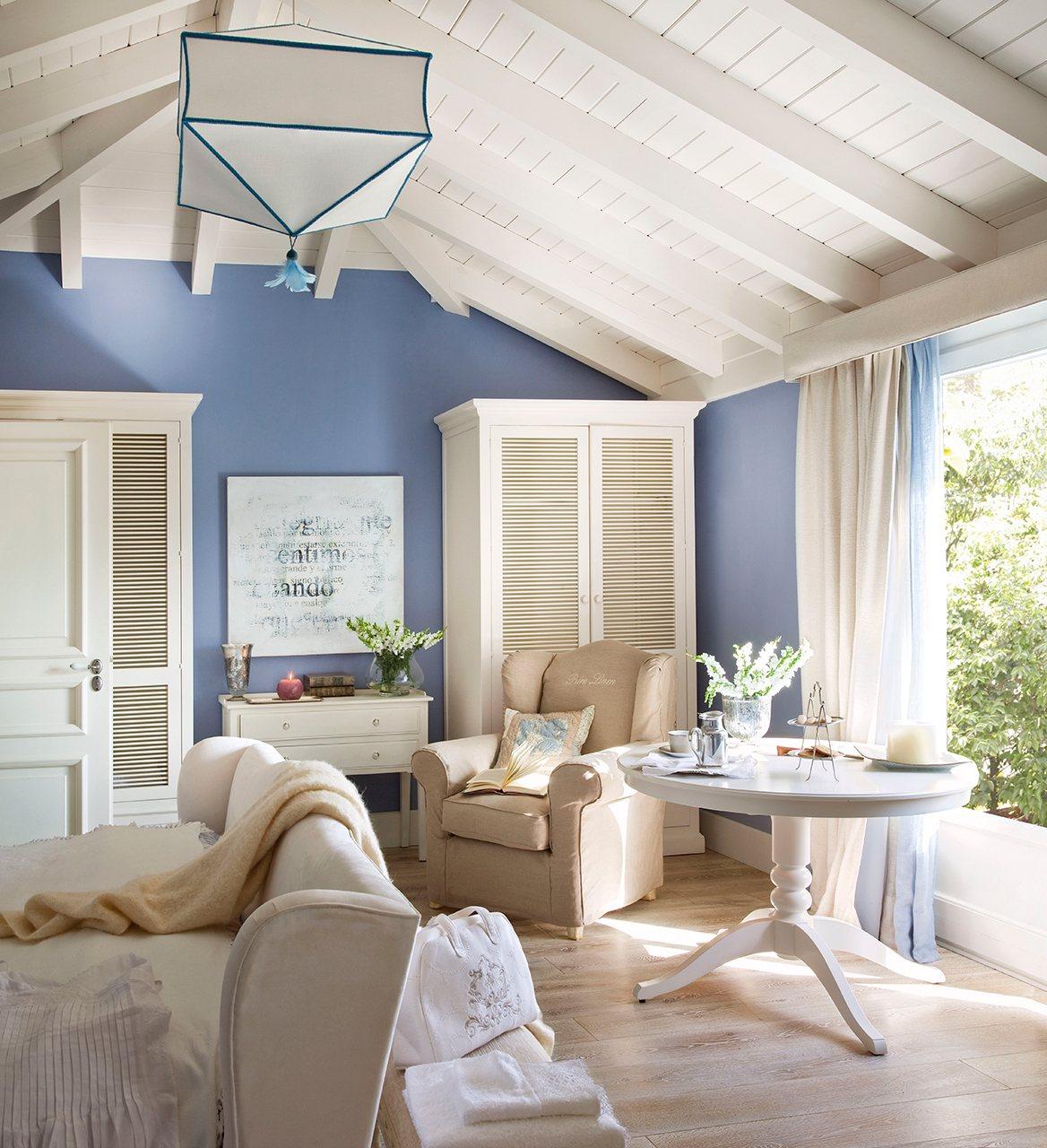 Haz que tu casa crezca - Vigas madera techo ...